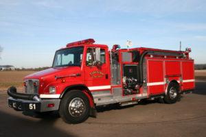 Fire truck #51