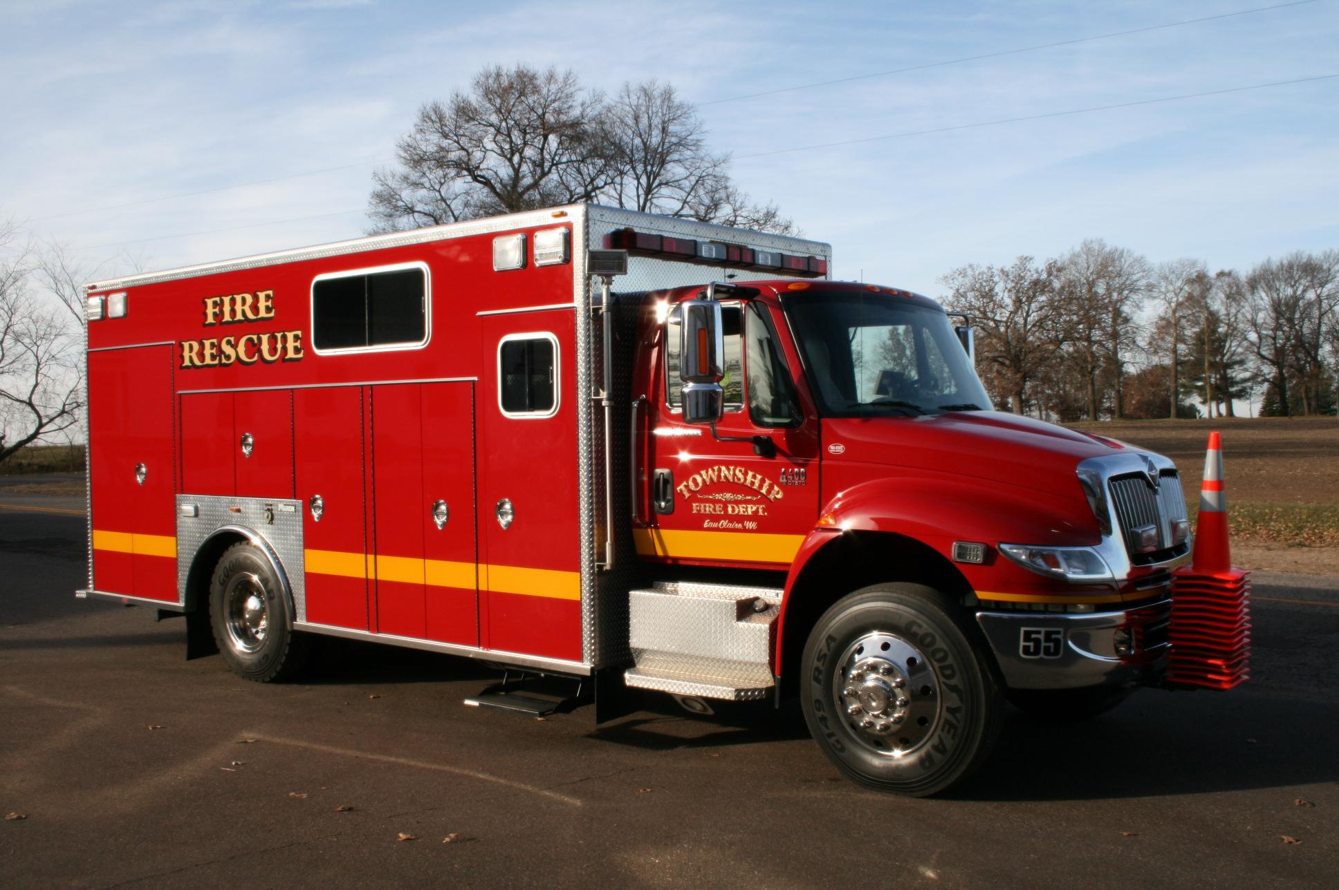 Fire rescue #55