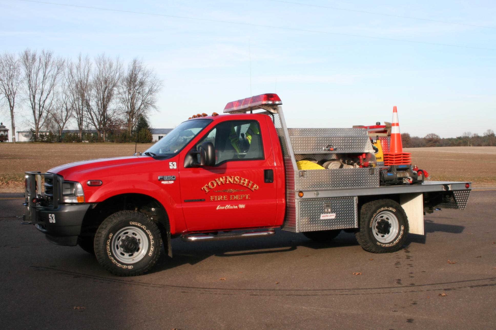 Fire truck #53