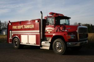 Tanker truck #46