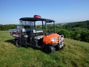 Fire and rescue UTV