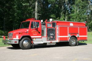 Seymore Township fire truck #11