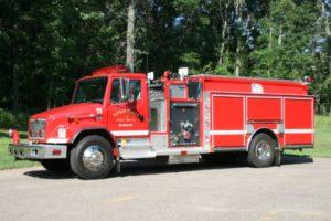 Seymore Township fire truck #11