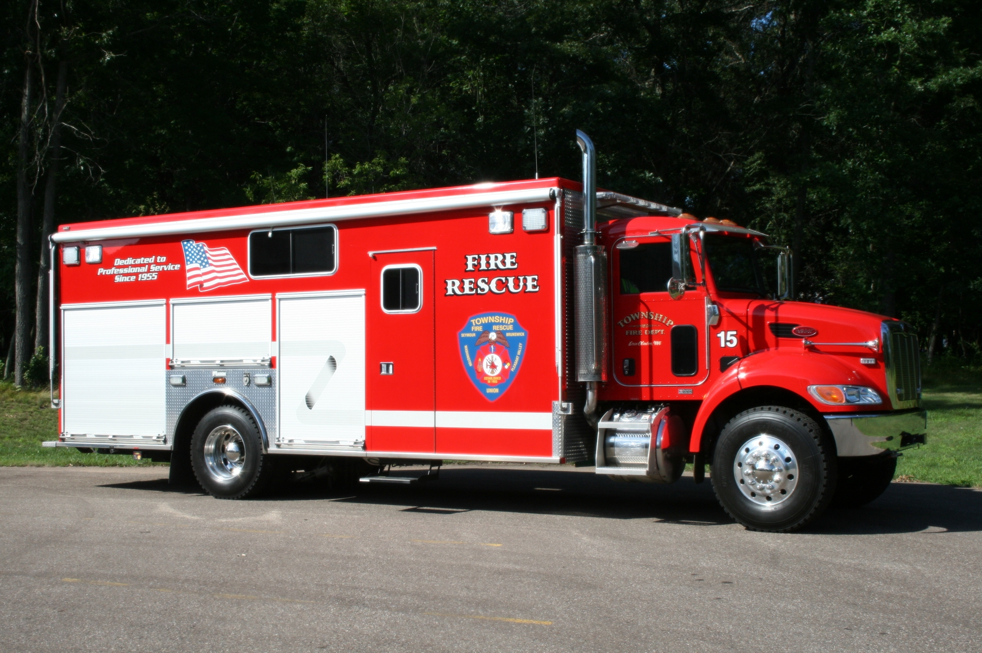 Seymore Township Fire and Rescue #15