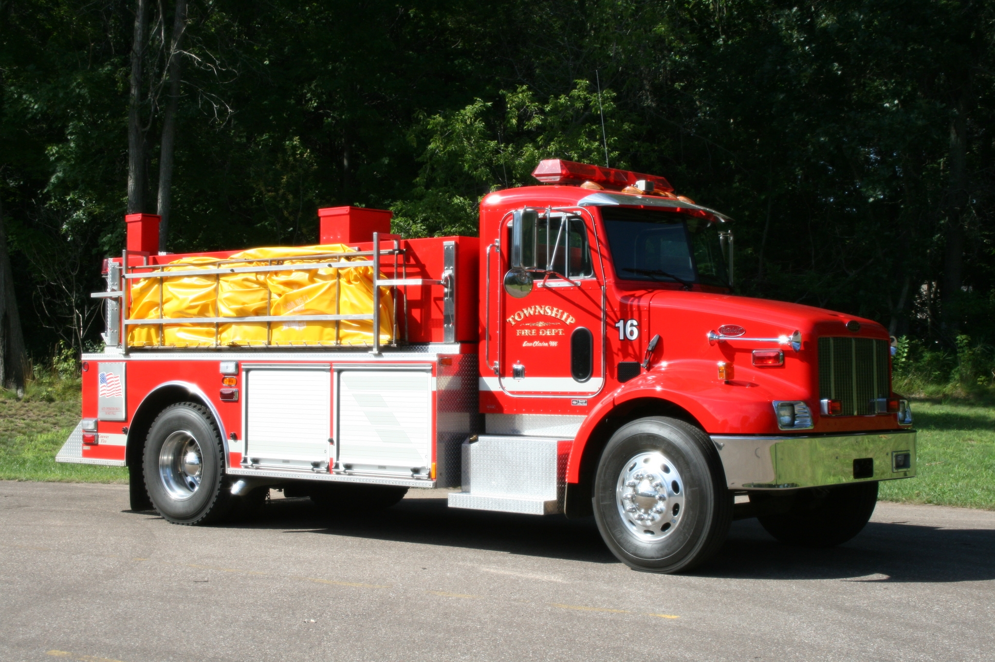 Seymour Township truck #16