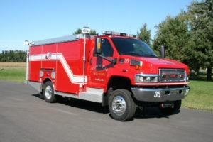 Fire truck #35