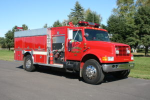 Washington Township fire truck #31