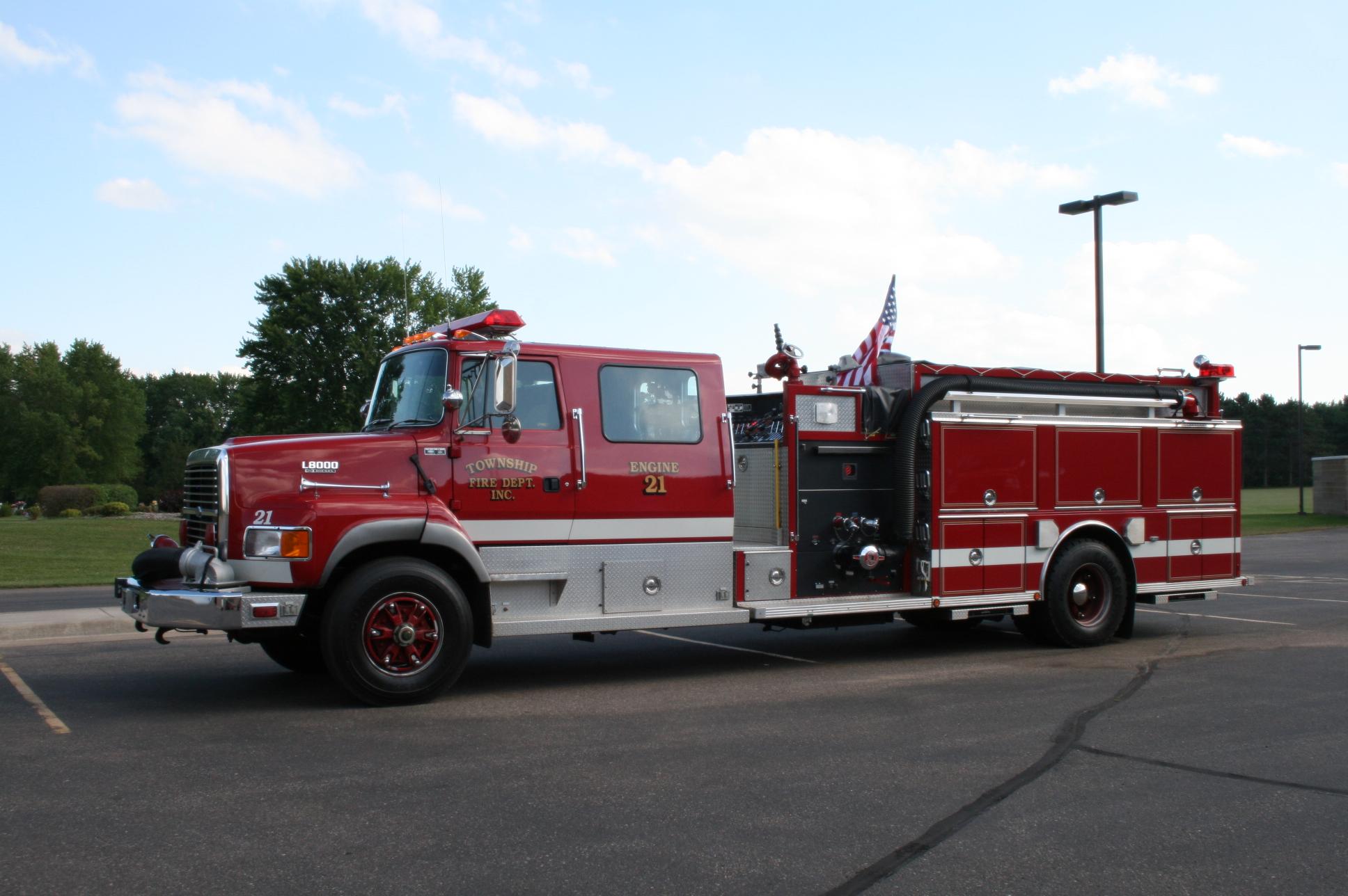 Washington Township Engine #21