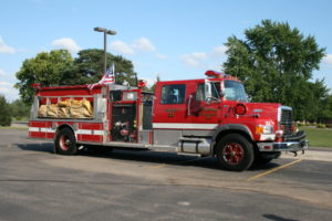 Washington Township Engine #21
