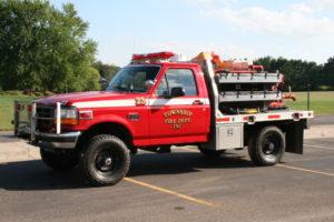 Washington Township pickup truck #23