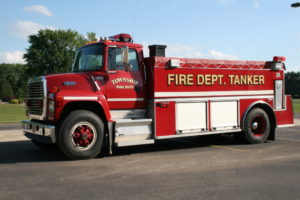 Washington Township tanker truck #26