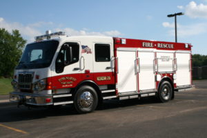 Washington Township Fire and Rescue #25